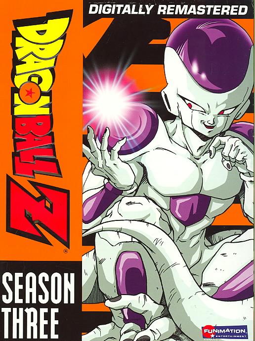DRAGON BALL Z:SEASON 3 BY DRAGON BALL Z (DVD)